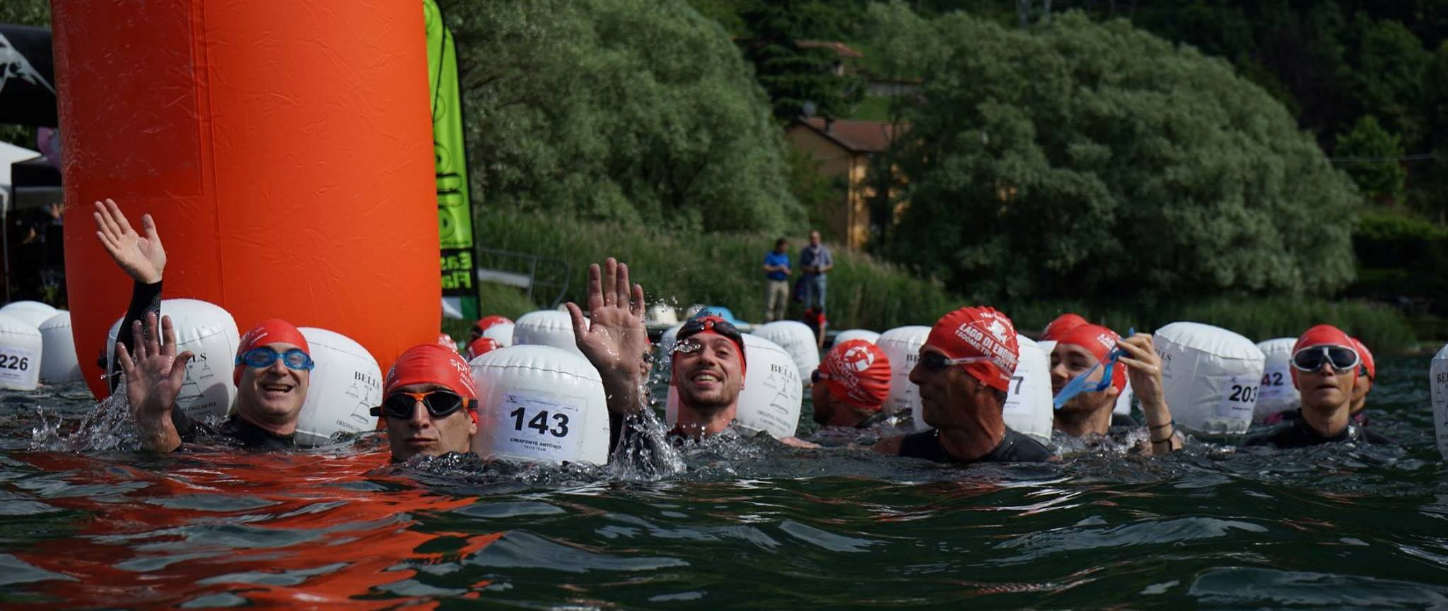 LIVE THE EXPERIENCE OF SWIM IN OPEN WATER